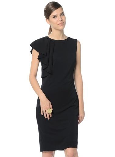 KAF'dan by Elaidi Kafdan By Elaidi Siyah Elbise Siyah